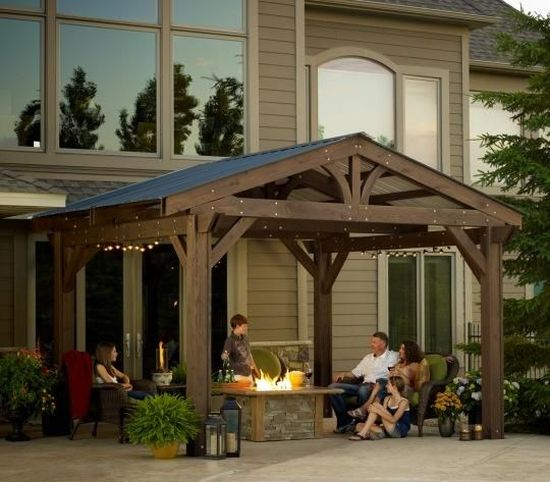 Backyard Pergola Designs