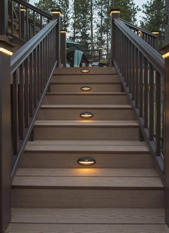 16 Stunning Outdoor Lighting Ideas | Ultimate Home Ideas on Backyard Stairs Ideas id=84362