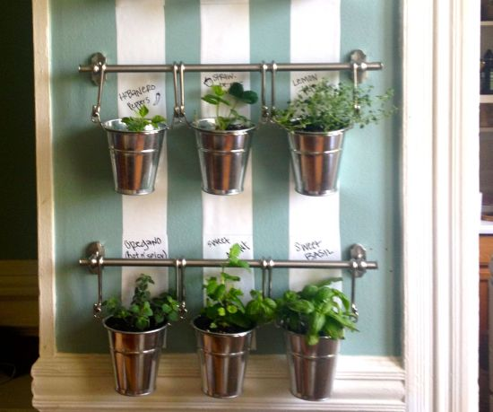 Ikea Hanging Pots