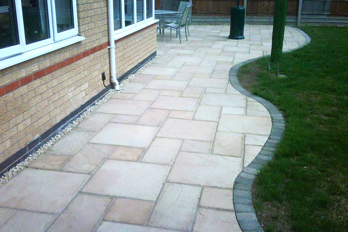 Patios Throughout Leicestershire | Ultimate Landscapes Ltd on Patio Cover Ideas Uk id=98333