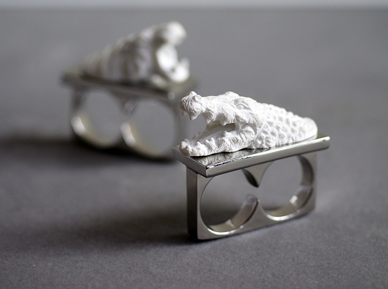 Haoshi Animal Rings