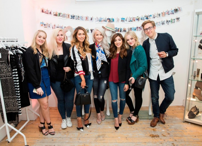 737592b28a Bloggers help launch  INTHEFROWxBHF Pop-Up Shop