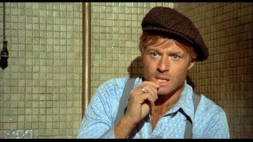 Image result for redford in the sting