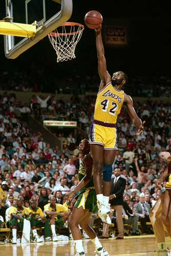 Galera De Fotos NBA De James Worthy