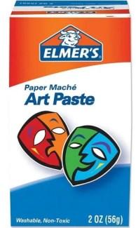 Gluten-free paper mache paste