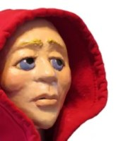 Red Riding Hood Mask