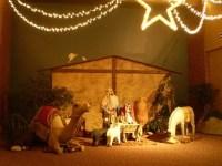 Paper Mache Nativity 7