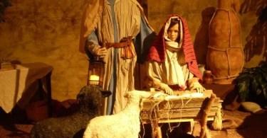 Paper Mache Nativity 8