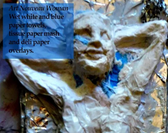 papers for paper mache