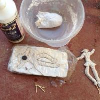 Making Mokos with a Mold