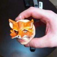 Fox Maquette