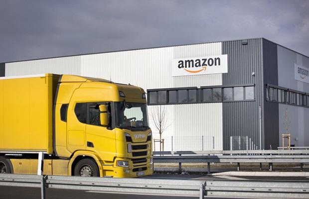 Amazon va utiliser ses propres chauffeurs en Allemagne
