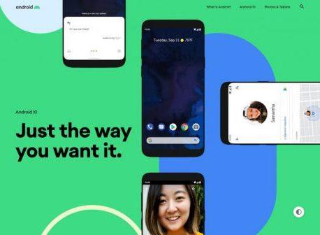 Android 10 arrive sur les Google Pixels, voici les nouveautés apportées