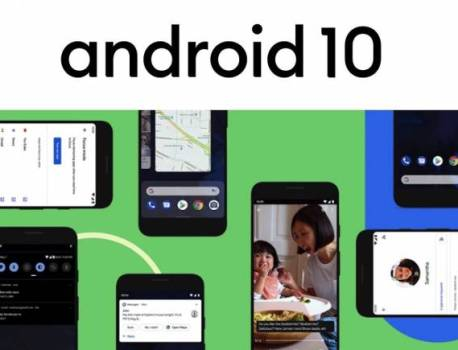 Android 10 gets Slices, Dark theme for the Google Play Store