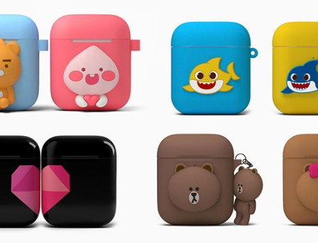 Apple Showcases Cute Ways Customers Have Customized Their AirPods Cases in Korean Ad
