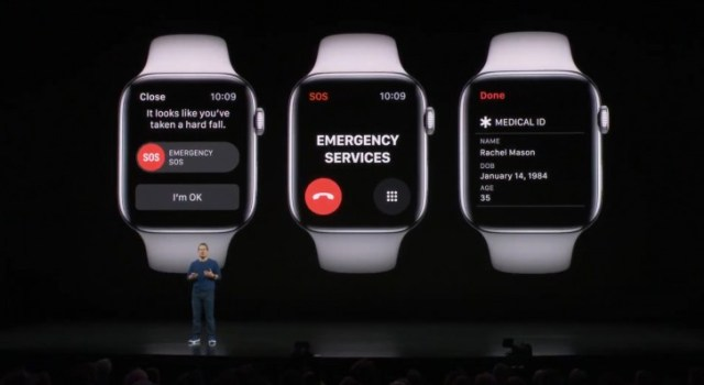 Apple Watch Series 5 official - now with an always-on display