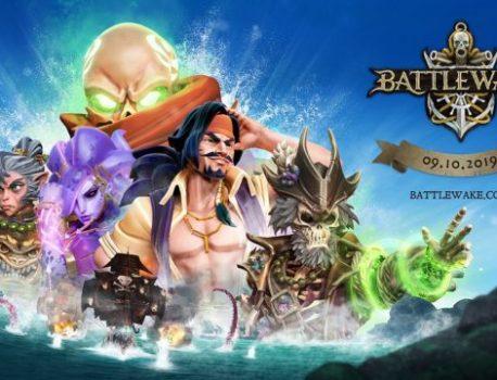 Battlewake sort aujourd'hui sur PC mais sera en retard sur PlayStation VR