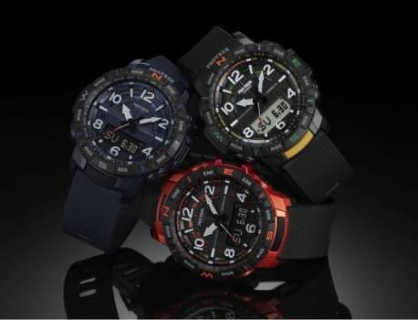 Casio Pro Trek PRT-B50 debuts with Smartphone Link features