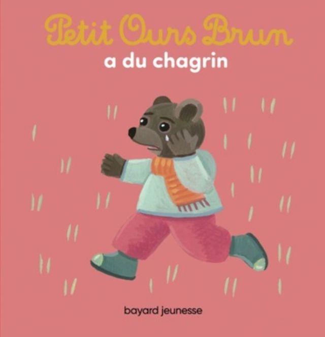 Claude Lebrun, la maman de Petit ours Brun, est