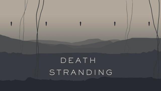 Ce que l'on sait pour le moment sur Death Stranding