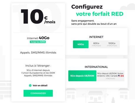 Forfait mobile: 3 offres qui disparaissent sous 24 heures 🔥