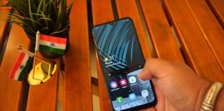 Samsung Galaxy M30s: 6.4\