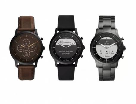 Google and Fossil's first smartwatch project may be launched soon
