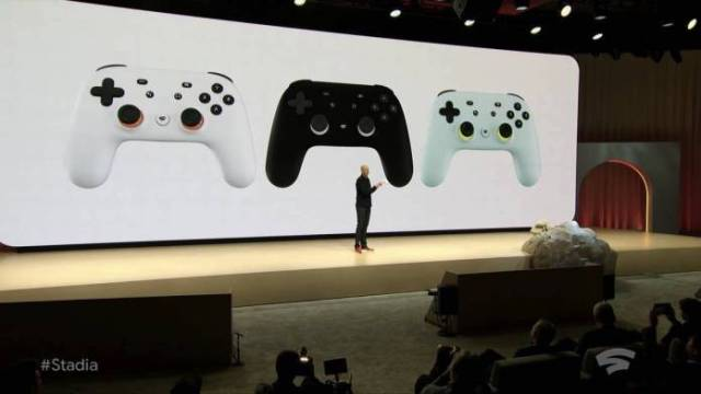 Google Stadia cloud gaming