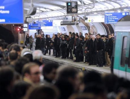 Grève à la RATP : vendredi noir à Paris pour les usagers du métro, du bus et du RER – France Soir
