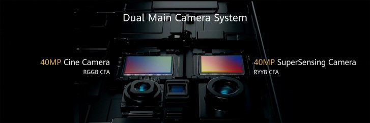 Huawei Mate 30 and Mate 30 Pro unveiled, have three 40MP cameras between them