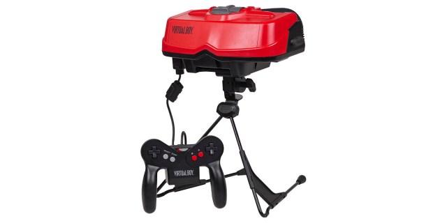 Le Virtual Boy de Nintendo