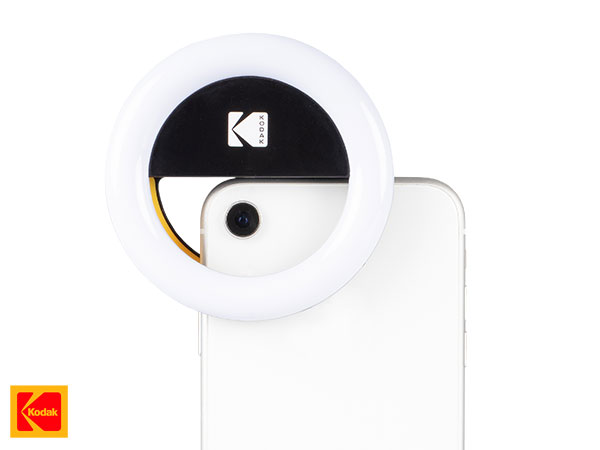kodak smartphone photography kit iphone accessoires 05 - Kit Photo Kodak de 5 Accessoires pour iPhone et Smartphones