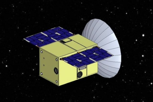 Satellite Lune NASA 2020