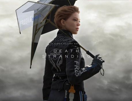 Le mystérieux jeu Death Stranding a été développé par une toute petite équipe