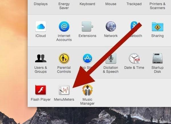 MenuMeters OSX 2 - MenuMeters Mac - Tout Surveiller dans la Barre des Menus (gratuit)