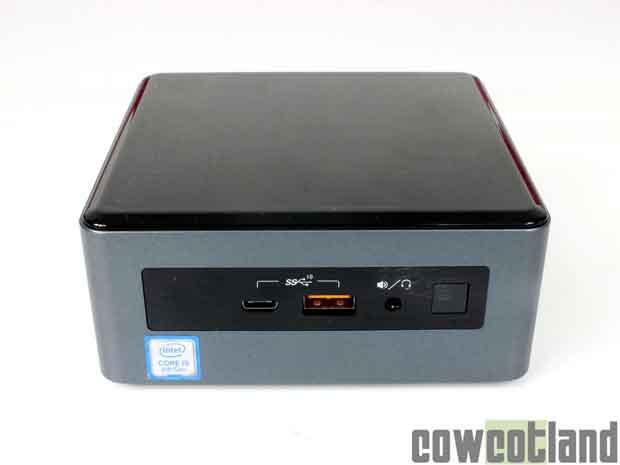 Mini-PC NUC8i5INH d'Intel