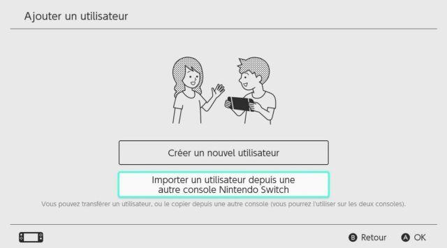 Nintendo Switch Lite Profil Nintendo