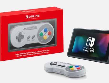 Nintendo Switch Online : 20 jeux SNES arrivent le 6 septembre avec une nouvelle manette