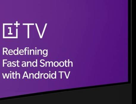 OnePlus TV will be 'fast and smooth', get updates for 3 years