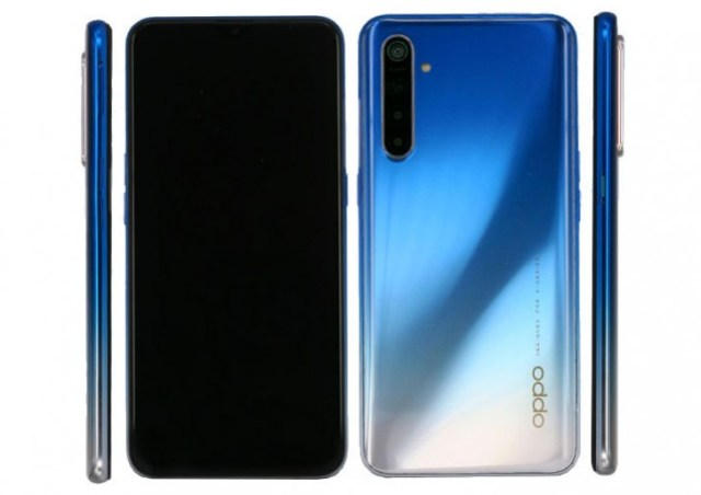 Oppo K5 hits TENAA, images and specs leak