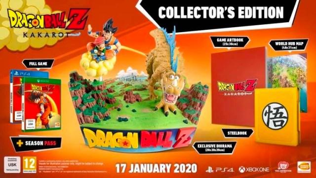 Dragon Ball Z Kakarot Collector