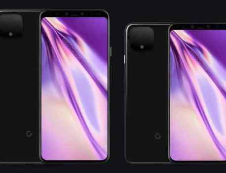 Pixel 4 et 4 XL : tout ce que l'on sait sur les prochains smartphones Google