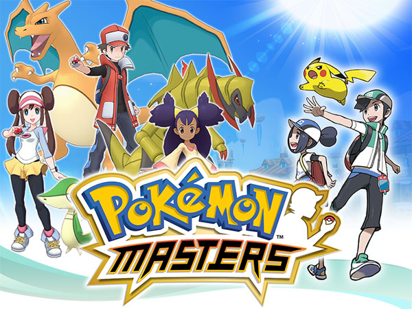 pokemon masters jeu iphone ipad ipod maxiapple 01 - Pokémon Masters en Téléchargement sur iPhone iPad (gratuit)