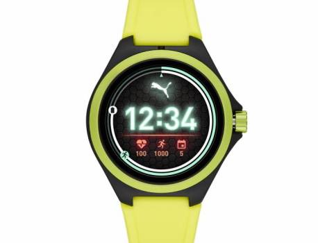 Puma Sport Connected is the sport brand's first smartwatch