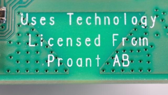 Proant resonant cavity antenna