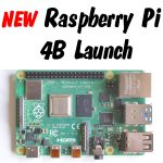 Raspberry Pi 4B launches today