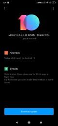 Redmi K20 Pro with MIUI 10