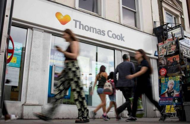 Risque de faillite : les clients de Thomas Cook dans l'angoisse