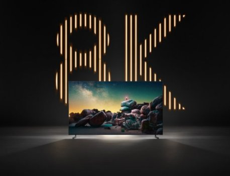 Samsung and SK Telecom join forces to develop 5G-enabled 8K TVs