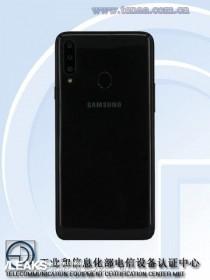 Sasmung Galaxy A20s profile